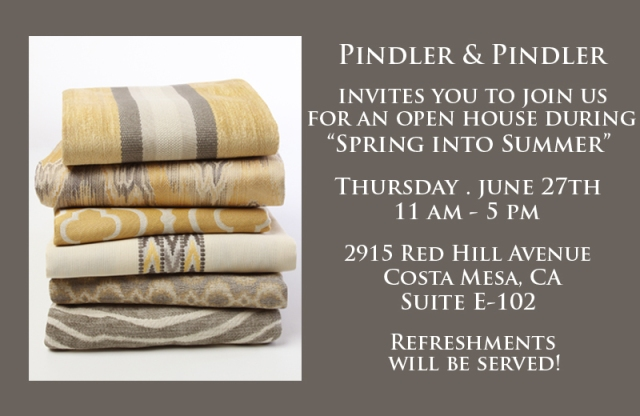 Pindler & Pindler Spring into Summer Open House[1]
